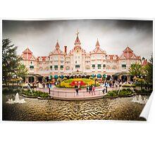 Disneyland Park Poster