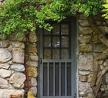 Garden Door by PineSinger