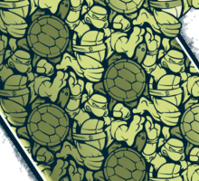 Turtle Tessellation Sticker