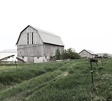 Old Farm by AbigailJoy