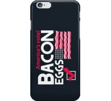 With Liberty and Bacon for All iPhone Case/Skin