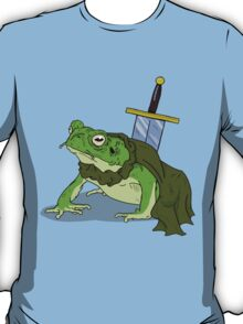 Ribbit in Time T-Shirt