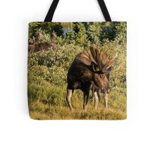 Moose tongue Tote Bag