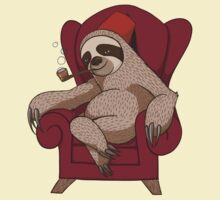 Sophisticated Sloth by Veronica Guzzardi