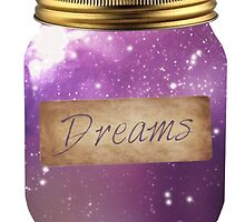 Dream Jar - Space Design by thefandomknight