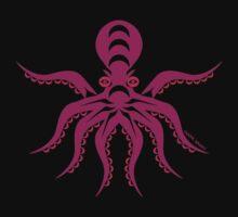 Coast Salish Octopus by Mark Gauti