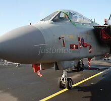 Tornado GR4: Patiently Parked by justbmac