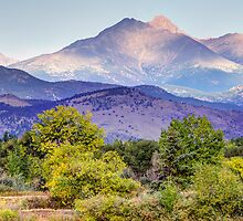 Sweet September Morning Mountain View by Gregory J Summers