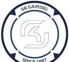 SK Gaming logo by sonofnesbit