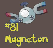 Magnemite 81 by Stephen Dwyer