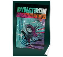 Dynatron Mission Poster