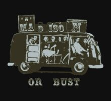 Madison Or Bust! Kids Clothes