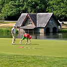 Golfers at Carton House by Orla Cahill Photography