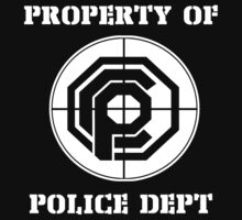 OCP Police Department by kaptainmyke