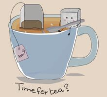 Time for tea? by Prettyinpinks