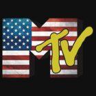 American Flag MTV by GreenMoon