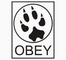 Furry Propaganda : OBEY Kids Clothes