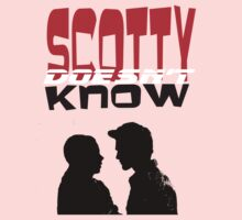 Scotty doesn't know (red) by Lillyeven