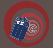 TARDIS Mod Vortex Kids Clothes