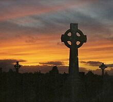 Triple Celtic Cross by Smartist