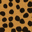 Cheetah real fur by waqqas
