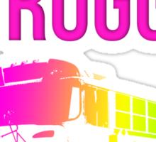 Struggle Bus Sticker