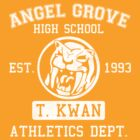 Angel Grove H.S. (Yellow Ranger Edition) by johnbjwilson