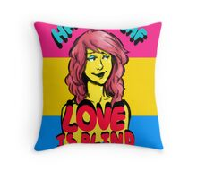 Pansexuality Throw Pillow