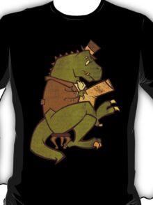 Gentleman T-Rex T-Shirt