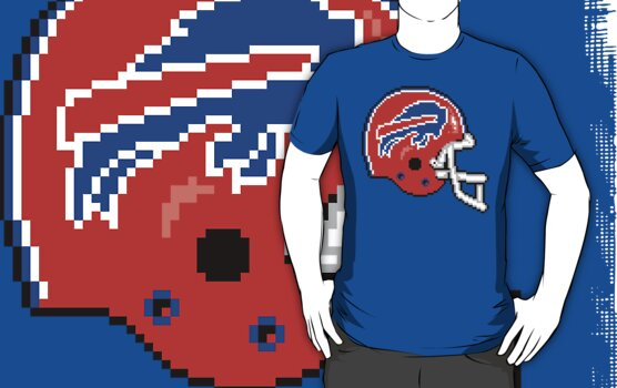 Tecmo Bowl Bills by Conrad B. Hart
