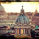 Rome With A Side Of Groovy Grunge.. by Ainsley Kellar Creations