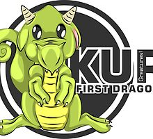 Kur! The First Green Dragon by eaRaccoon