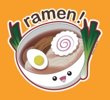 Kawaii Ramen! by kimchikawaii
