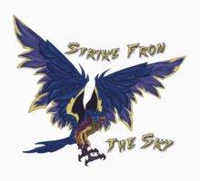 Strike From The Sky by acosaval