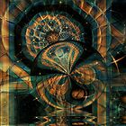 Window To Khon by Craig Hitchens - Spiritual Digital Art
