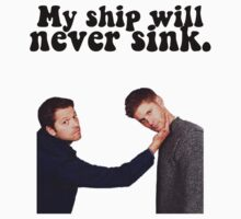 My Ship Will Never Sink by Kendall Shaffer