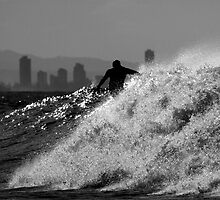 Last Surf Of The Day - Timeless by Noel Elliot