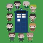Doctor Who - All Eleven Doctors by innercoma