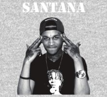 F. Santana by ChinaskiX