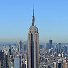 Empire State by jessicadyer