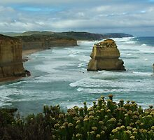 Two of Twelve Apostles - Great Ocean Road by imaginethis