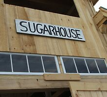 Sugarhouse by Elizabeth Hamilton-Guarino