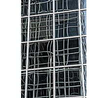 Glass Tower 1 Photographic Print