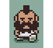 Mr. T ... Is that you? Earthbound / Mother 2 Photographic Print