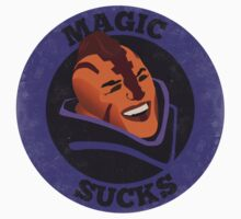 Magic sucks by Hexadecimal