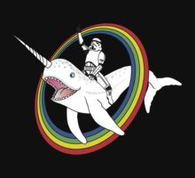 Narwhal Rainbow Stormtrooper Kids Clothes