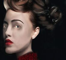 La vie en rouge by Sarah Jarrett