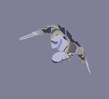 Shockblade Zed by Loxord
