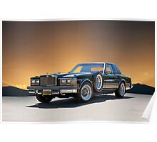 1979 Cadillac 'Opera Coupe' Poster