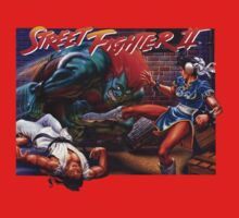 streetfighter II by tatelfc